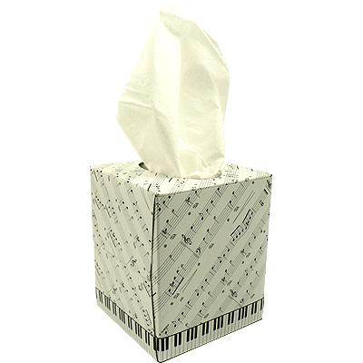 music-notes-tissue-box