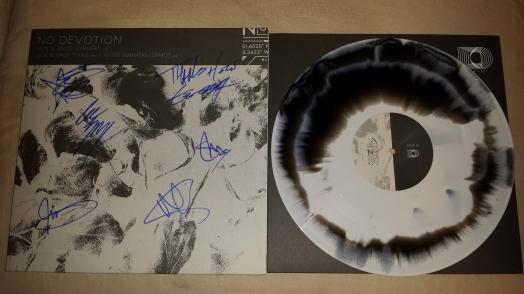 Autographed 10,000 Summers Vinyl